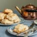 Printable Recipe for buttery, fluffy, savory biscuits. Simple Delicious recipe from Cottage Chronicles Blog.