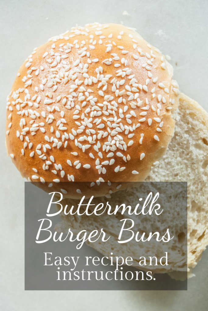 Recipe and tutorial for fluffy, light, richly flavored buns, perfect for burgers, pulled pork, or anything! (Printable Recipe)
