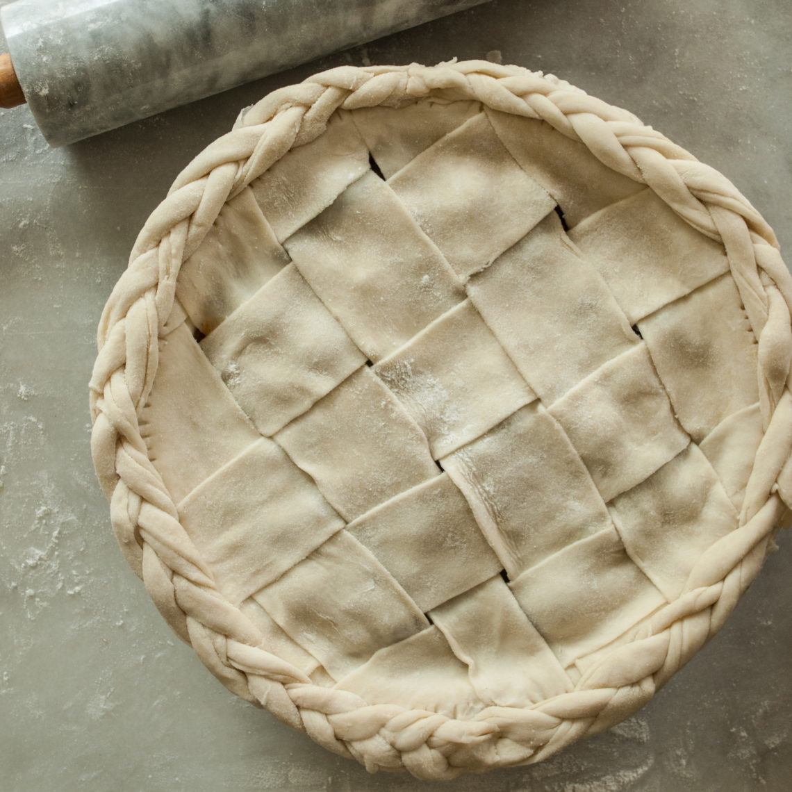 Easy Lard Pie Crust Cottage Chronicles