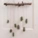 Easy Mini Christmas Tree Mobile Decoration. Handmade DIY Christmas Crafts Tutorial.