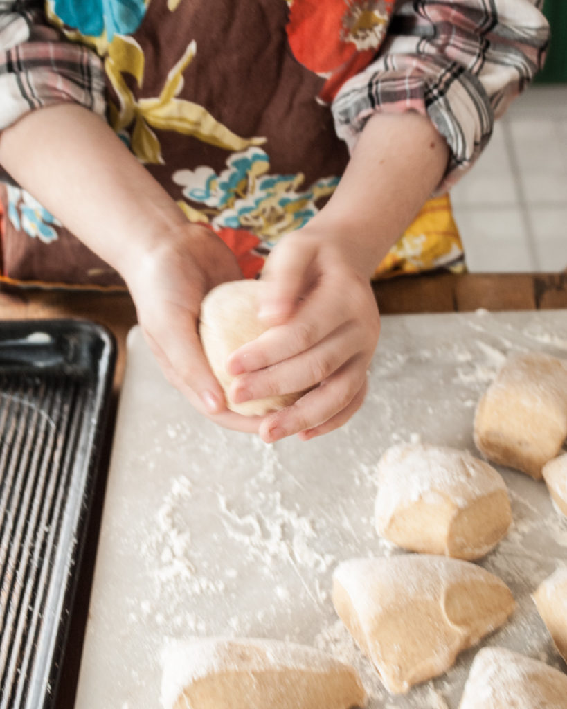 Helping kids know the joy of cooking and passing the love of good food on to our children!
