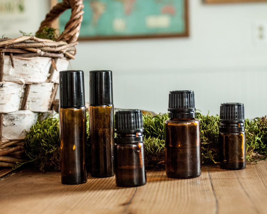 Essential Oils from Jane at Cottage Chronicles
