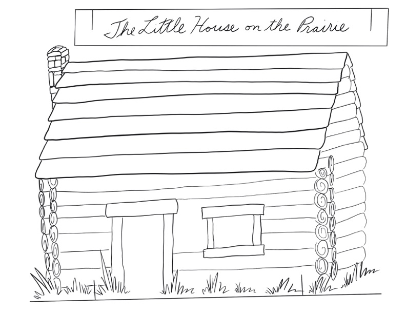 """Little House on the Prairie"" Paper Dolls Collection. Ready to print in full color, or color your own at home. Printable paper dolls and crafts for homeschool or hours of fun anytime."